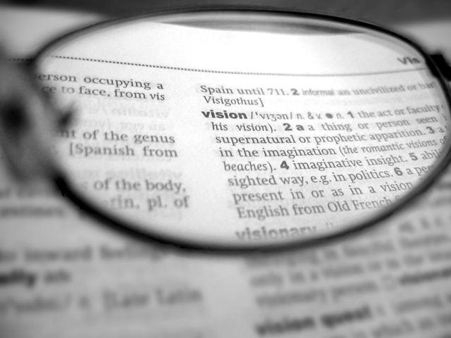 Vision, According to God